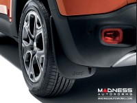 Jeep Renegade Molded Splash Guards - Rear