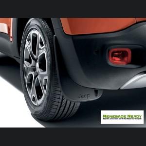 Jeep Renegade Molded Splash Guards - Rear
