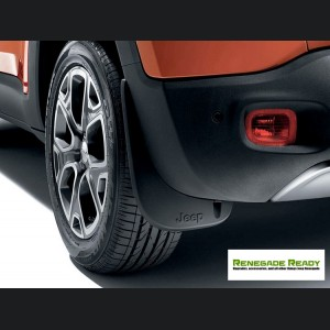 Jeep Renegade Moulded Splash Guards - Rear