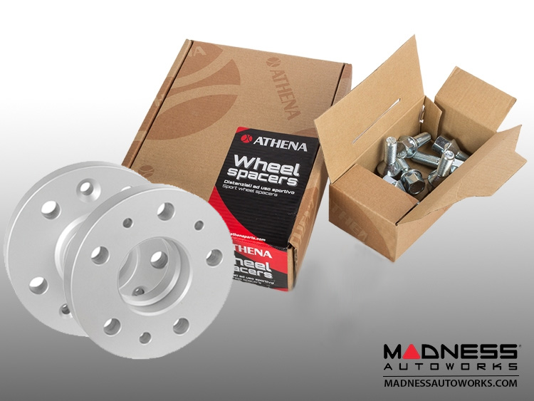 Jeep Renegade Wheel Spacers - 17mm - Athena - w/ bolts