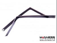 Jeep Renegade Side Window Air Deflectors - Front + Rear Set - Gelly