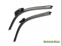 Jeep Renegade Windshield Wipers - Front Set - OEM Style