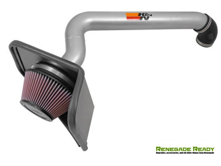 Jeep Renegade Cold Air Intake System - 2.4L - K&N