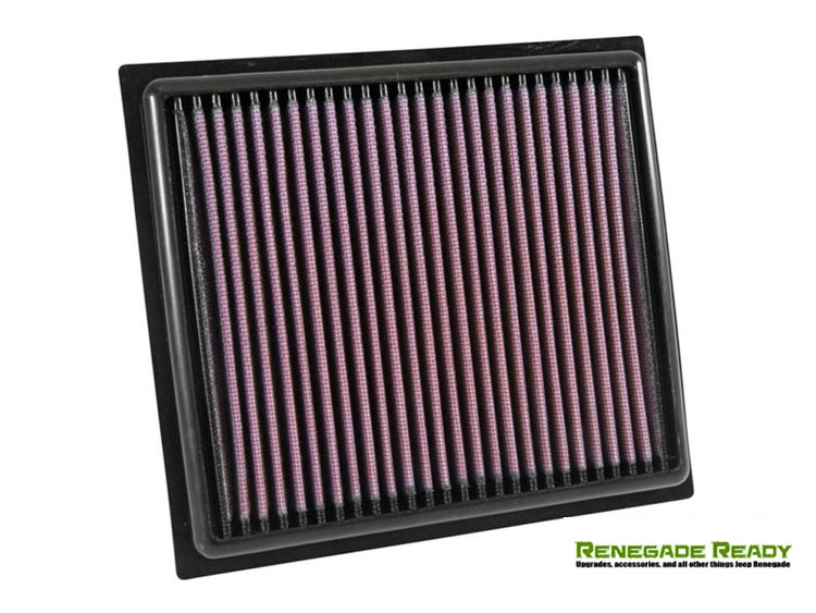 Jeep Renegade Performance Air Filter - 1.4L Turbo - K&N