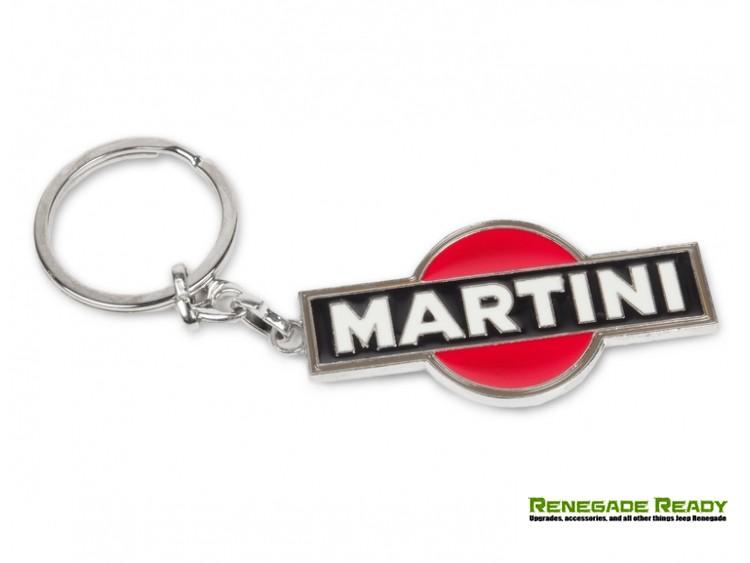 Keychain - MARTINI Racing - V2