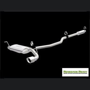 Jeep Renegade 2.4L Performance Exhaust by Magnaflow - Model 19324