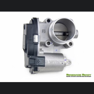 Jeep Renegade Ported Throttle Body - 1.4L Turbo