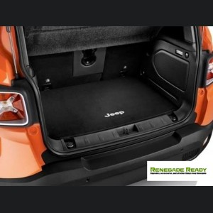 Jeep Renegade Carpeted Cargo Mat - Mopar