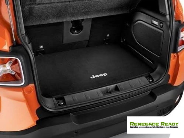 Jeep Renegade Carpeted Cargo Mat - Mopar