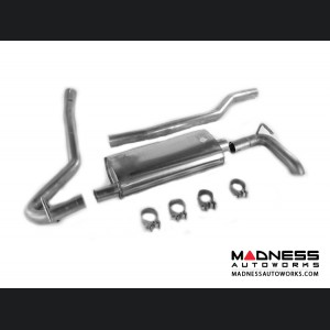 Jeep Renegade Performance Exhaust - Mopar - Cat-Back