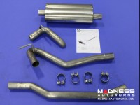 Jeep Renegade Performance Exhaust - Mopar - Cat-Back - Display