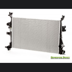 Jeep Renegade Replacement Radiator - 1.4L Turbo
