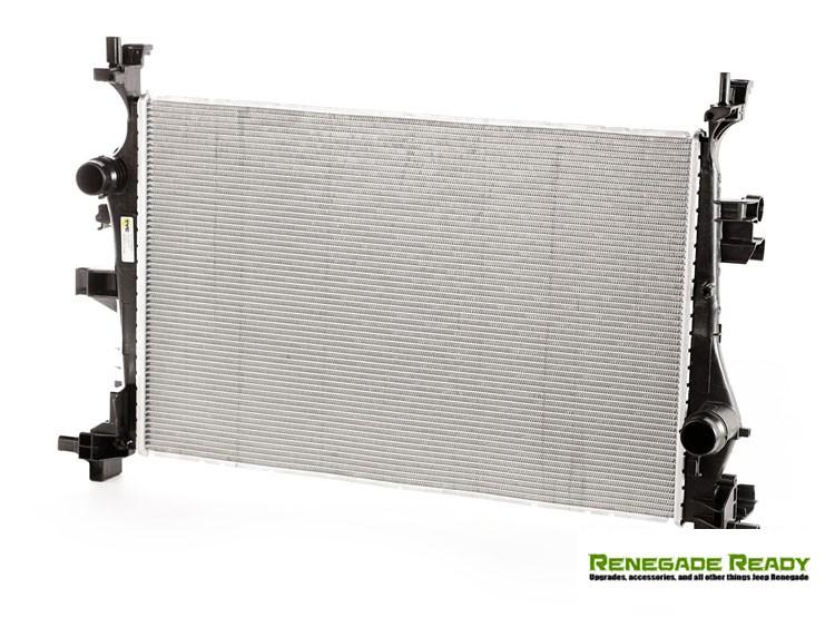 Jeep Renegade Replacement Radiator - 1.4L Turbo