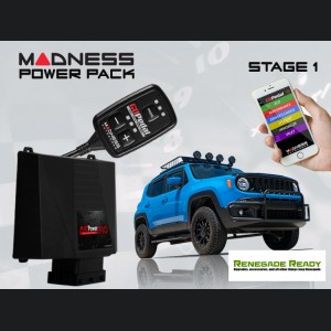 Jeep Renegade Power Pack - 1.4L Turbo - Stage 1
