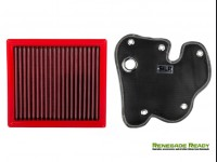 Jeep Renegade Induction Pack - 1.4L Turbo - BMC High Performance Filter + SILA Thermal Blanket