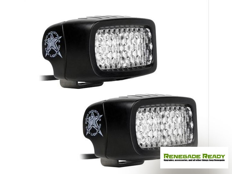 SRM Series Diffused Back Up Light Kit - Rigid Industries