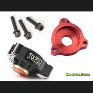 Jeep Renegade Diverter Valve + Blow off Adapter Plate Package - 1.4L Turbo