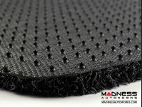 Jeep Renegade All Weather Cargo Mat - Custom Rubber Woven Carpet - Black