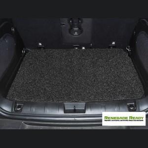 Jeep Renegade All Weather Cargo Mat - Custom Rubber Woven Carpet - Black