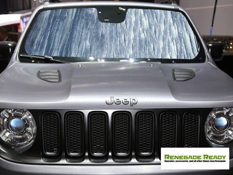 Jeep Renegade Windshield Reflector - Intro-Tech