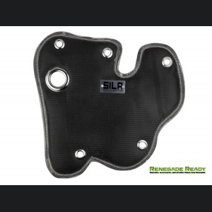 Jeep Renegade Thermal Blanket by SILA Concepts - 1.4L Turbo - Black Silicone/ Fiberglass