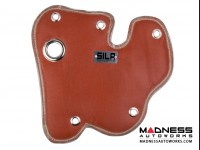 Jeep Renegade Thermal Blanket by SILA Concepts - 1.4L Turbo - Red Silicone/ Fiberglass